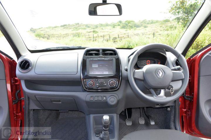 Renault Kwid AMT Price 1.0 Model auto-expo-2016