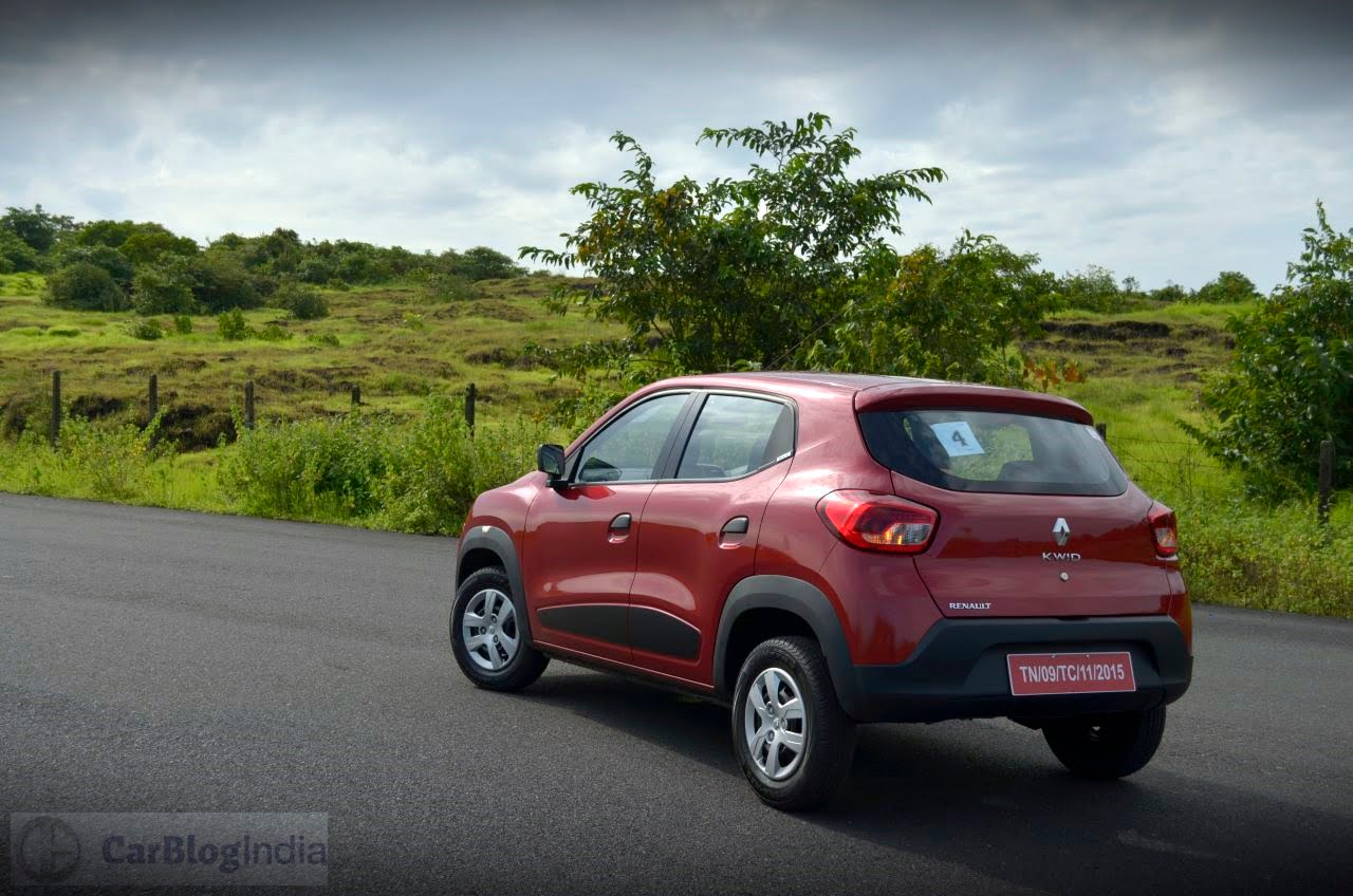 Renault Kwid India Launch Pics Price Design Features Details