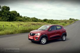 renault-kwid-test-drive-review-red-rxt-model-side
