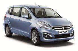 2015 Maruti Suzuki Ertiga Facelift Official Pics (2)