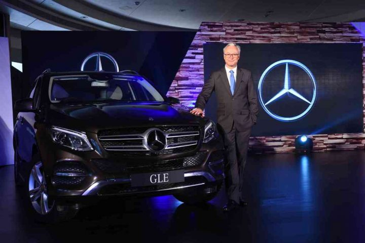 2015-mercedes-benz-gle-launch-india- Roland-Folger