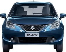 2015-new-maruti-baleno-india-blue-Front Shot