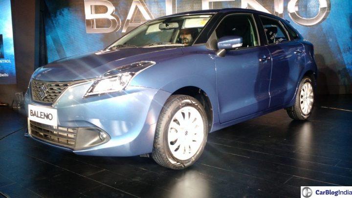 upcoming cars in india 2016, 2017 - new-maruti-baleno-india-launch-4