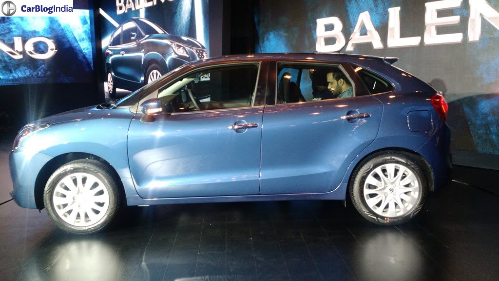 New 2015 Baleno Price In India Images Mileage Specifications