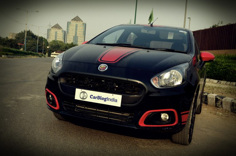 Fiat Abarth Punto Review – The Scorpion King!
