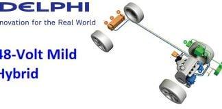 Delphi-48 Volt Mild Hybird