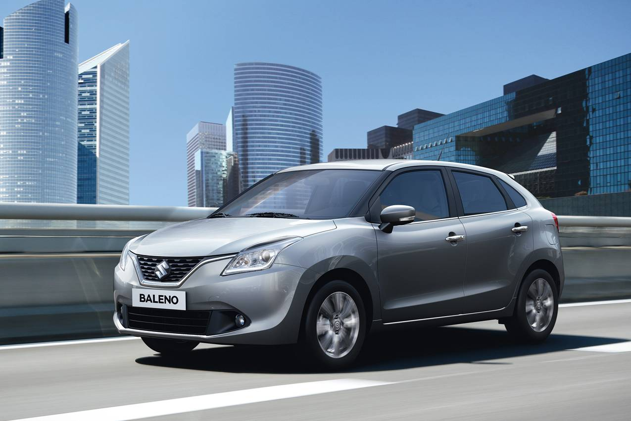 New Maruti Baleno Price In India Mileage Specifications Images
