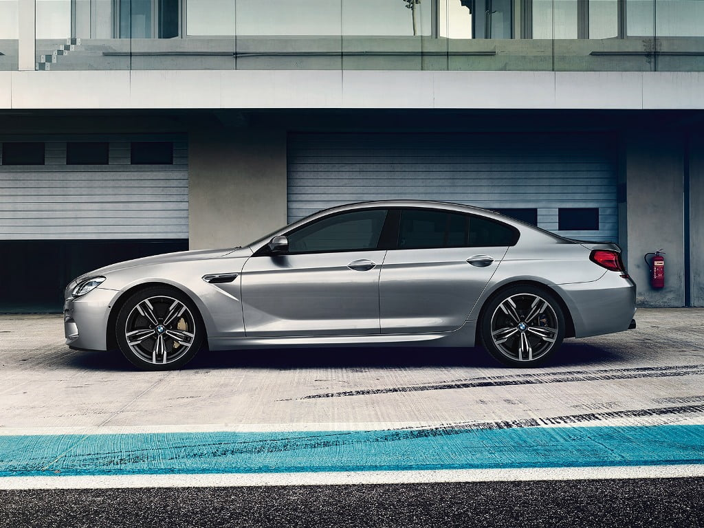 The new BMW M6 Gran Coupe (11) - CarBlogIndia