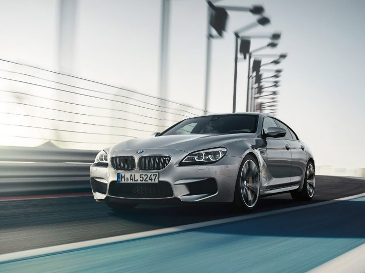 The new BMW M6 Gran Coupe (12)
