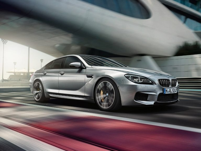 New BMW M6 Gran Coupe Launched at INR 1.71 Cr