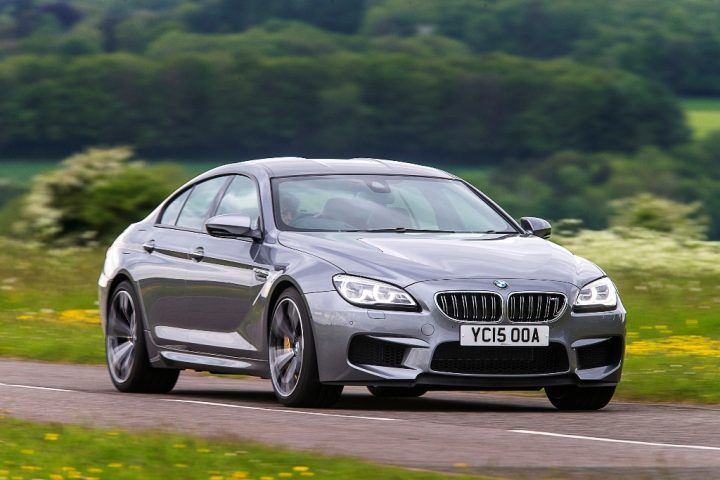 The new BMW M6 Gran Coupe (3)