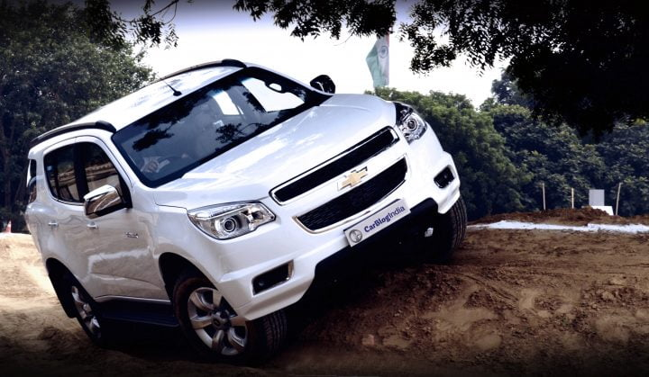 chevrolet trailblazer suv photos (1)
