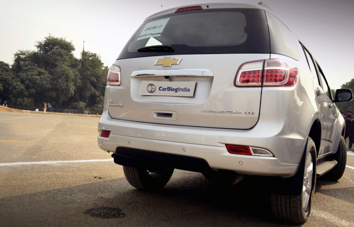 chevrolet trailblazer suv photos- (2)