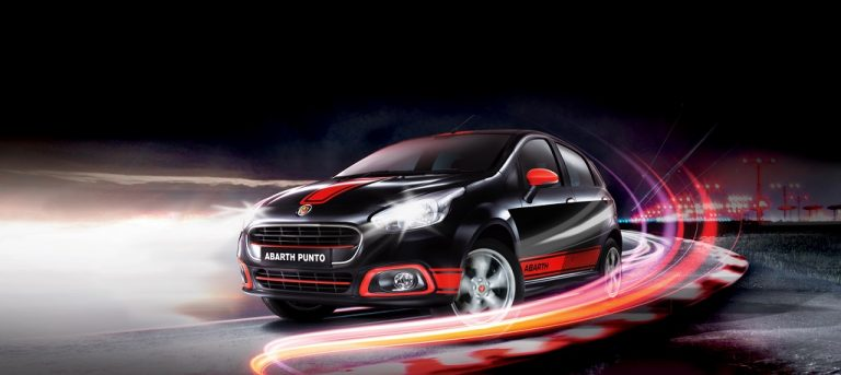 Fiat Punto Abarth and Avventura Abarth launched at INR 9.95 lacs!
