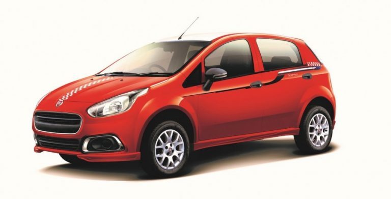 Fiat Punto Evo Sportivo Limited Edition Launched at INR 7.10 lacs