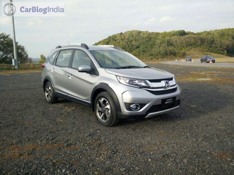 Honda Discontinues BR-V and Diesel Variants of Civic and CR-V in BS6 Era!