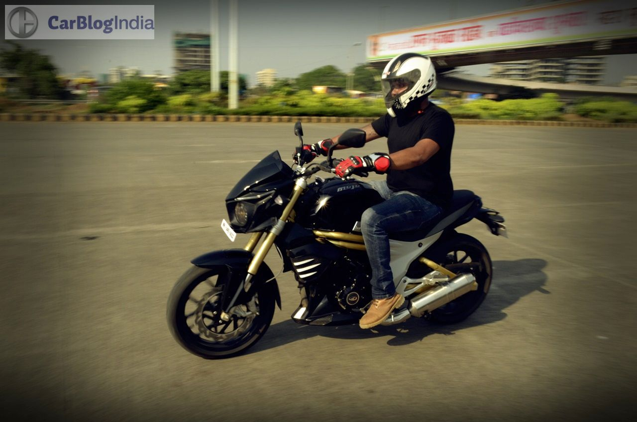Mahindra Mojo Tourer Edition Price Rs 1 89 Lakh Features