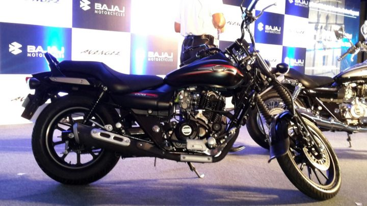 Upcoming Bikes in India 2017-2018 - Bajaj Avenger 400