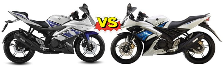 Yamaha R15 V2.0 vs Yamaha R15-S – Spec Sheet Comparison