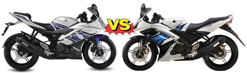 Yamaha R15 V2 0 Vs Yamaha R15 S Comparison