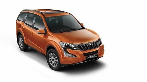 2017 mahindra xuv500 facelift