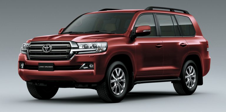 New Toyota Land Cruiser 200 Launched in India