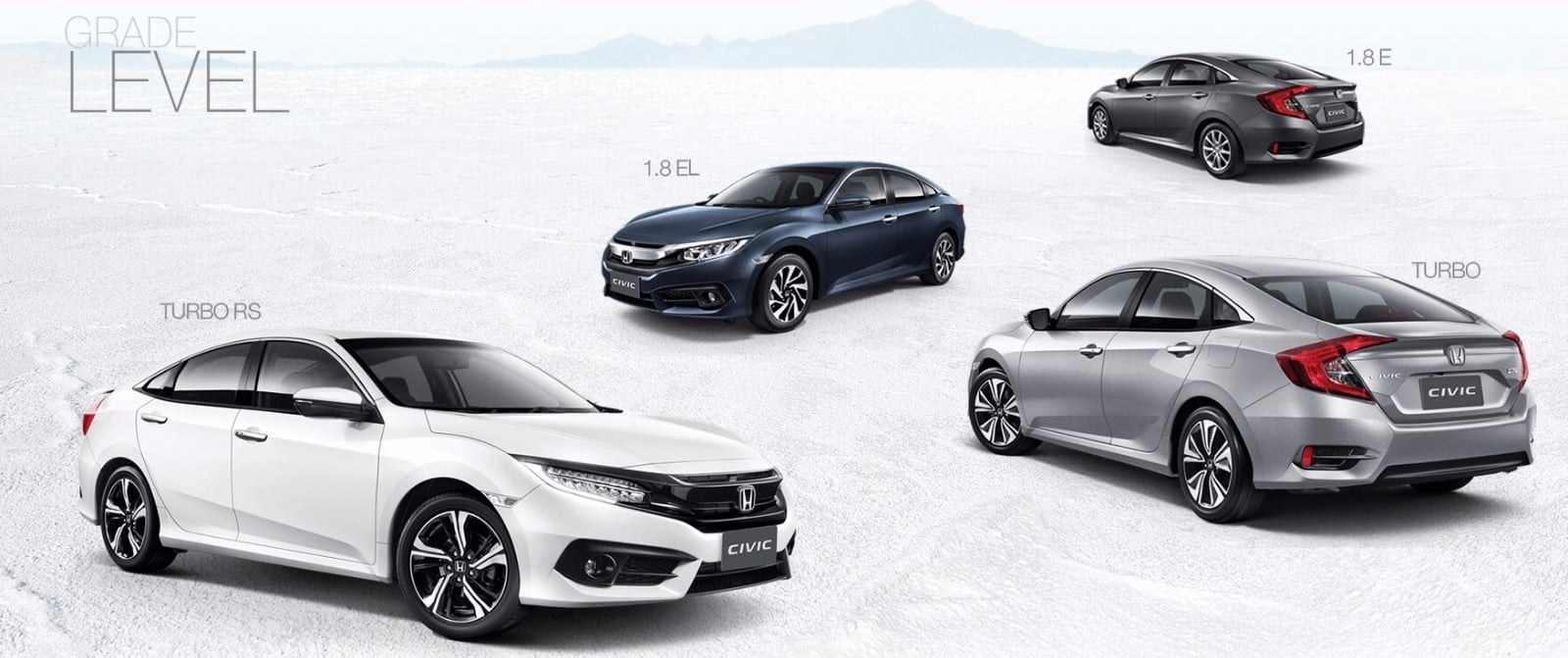 Amazing 2016 Honda Civic Thailand Official Images 2