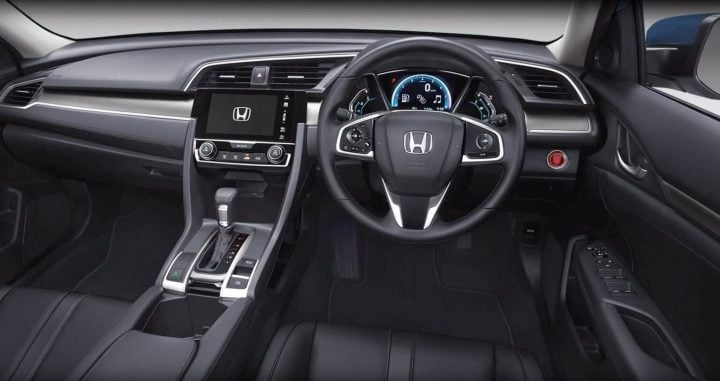 New 2017 Honda Civic India Launch, Price, Specifications 2016 Honda Civic  Thailand Official Images