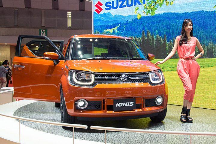 2016 Suzuki Ignis Official Tokyo