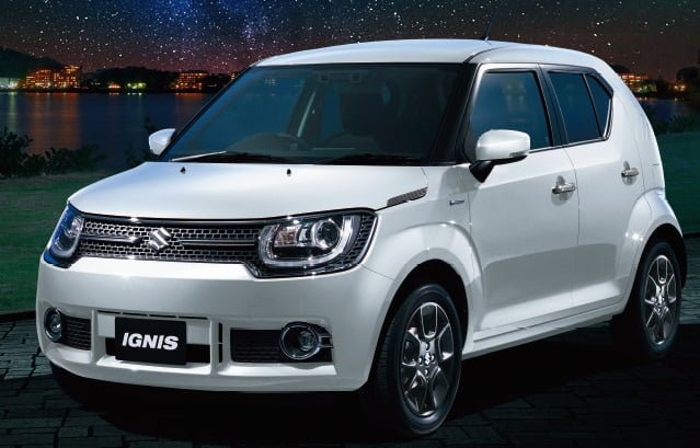Maruti Ignis vs Mahindra KUV100 Comparison Price, Specs, Features new suv launches at auto expo 2016