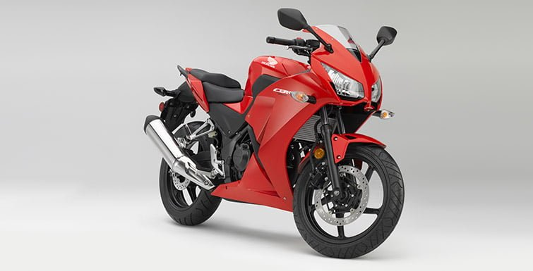 Upcoming New Honda Bikes - Honda CBR300R