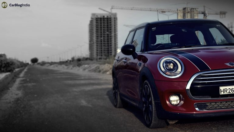 New MINI Cooper D 5-Door Test Drive Review – Retro Fascination