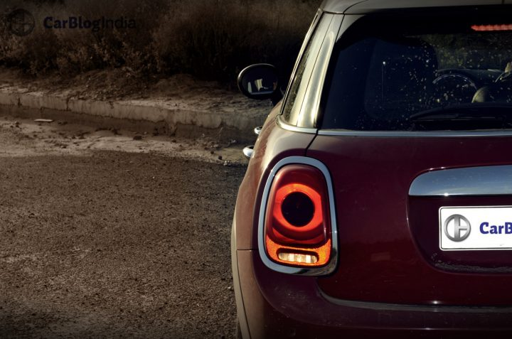 Mini Cooper D 5 Door Review Rear