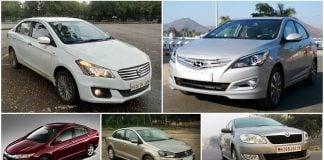best diesel sedans in india under 10 lacs