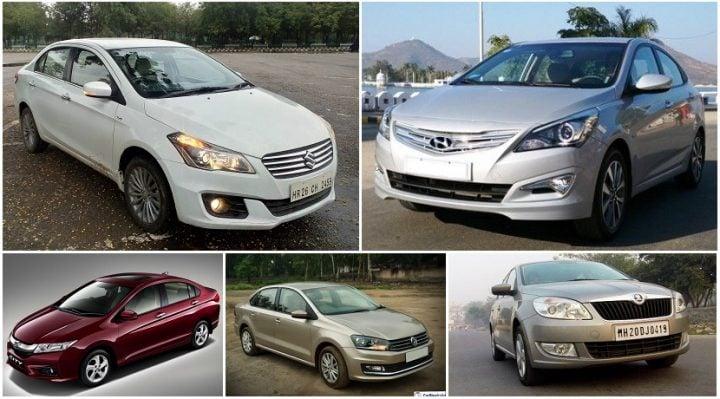 Best Diesel Sedans in India under 10 Lakhs price, images, specs