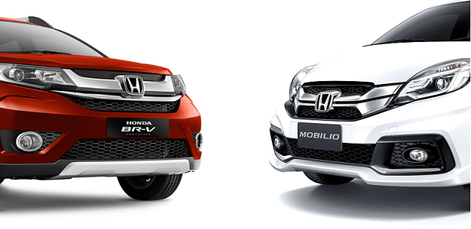 Honda Br V Vs Honda Mobilio Comparison Price Specs