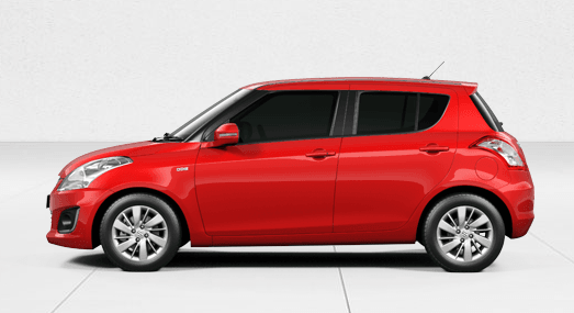 maruti swift dlx price