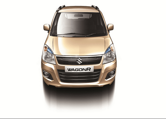 Automatic hatchback cars in India below 7 lakhs with Price, Specs, Mileage maruti-wagon-r-vxi-amt-front