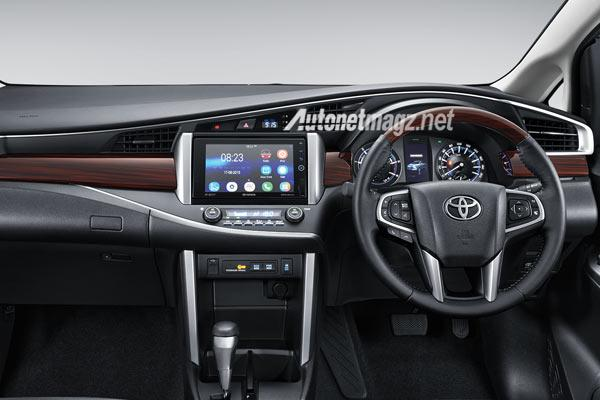 New 2016 Toyota Innova Interior Photo Carblogindia