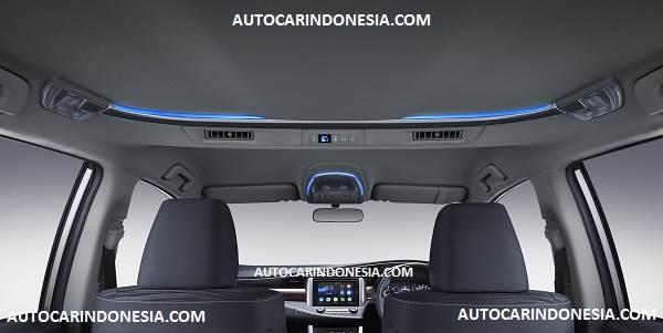 new 2016 toyota innova interior rear ac photo carblogindia. Black Bedroom Furniture Sets. Home Design Ideas