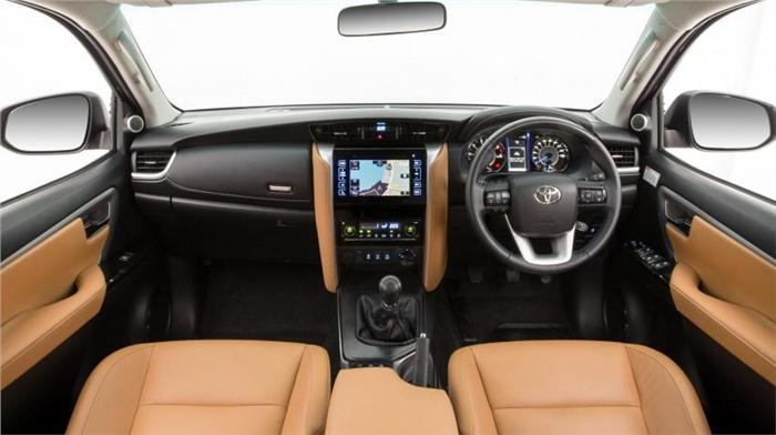 Toyota Fortuner Old Vs New Comparison