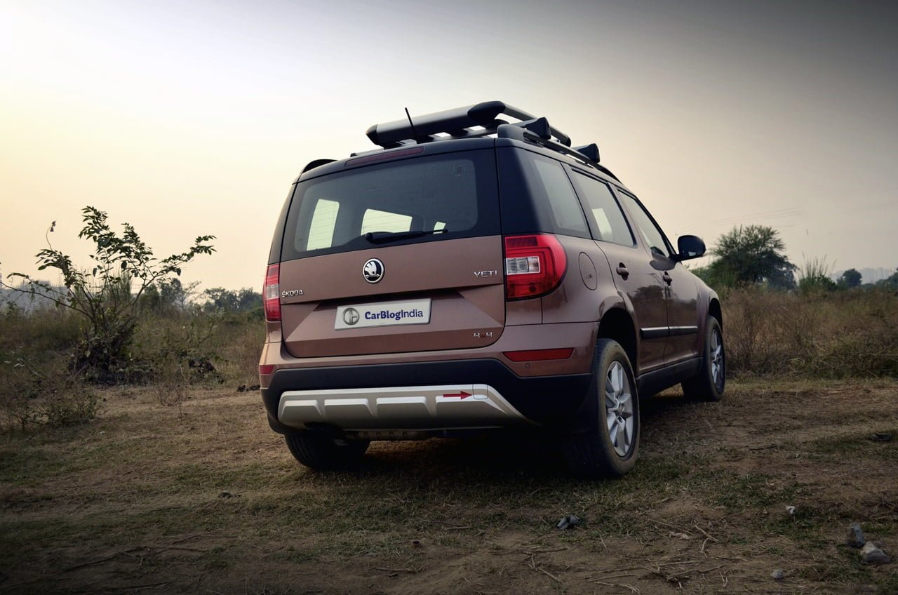 skoda yeti test drive review design features specification. Black Bedroom Furniture Sets. Home Design Ideas