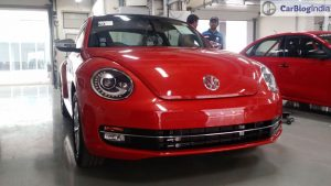 new-volkswagen-beetle-india- orange-front-close