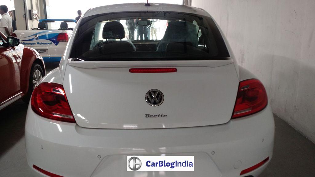 New Volkswagen Beetle India Launch Price Pics