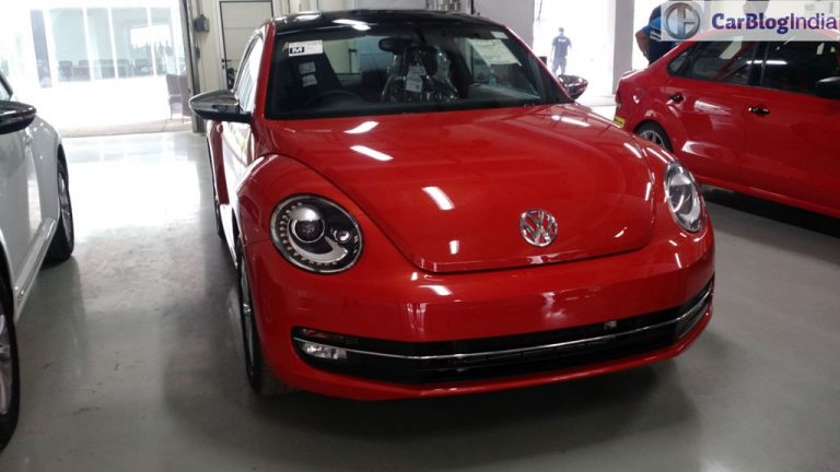 Iconic Volkswagen Beetle No Longer On Sale; Production Ends