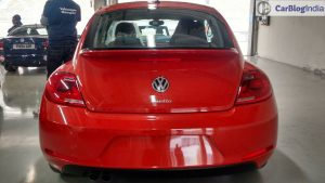 new-volkswagen-beetle-india- orange-rear