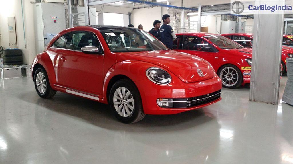 Volkswagen Beetle Production image