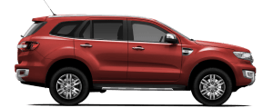 2015-ford-endeavour-india-official-images-side-sunset-red