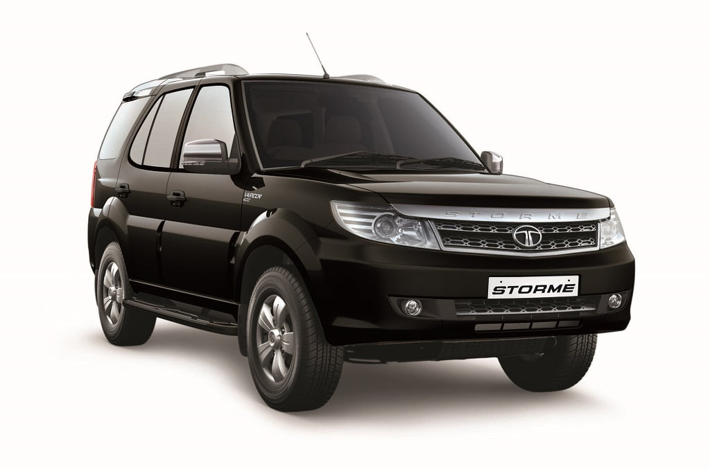 Tata Safari Storme Varicor 400 Specification Launch Price