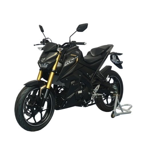 Yamaha M-Slaz (naked R15) with bigger engine capacity in